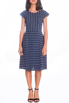 Shoptiques Product: Striped Fair Trade Dress