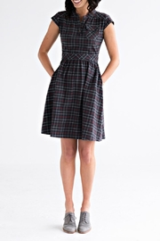 Mata Traders Vermont Plaid Dress - Product Mini Image