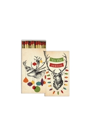 Fiddleheads Home & Garden Matches - Decorated Stags - Product Mini Image