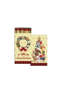 Shoptiques Product: Matches - Holiday Dogs