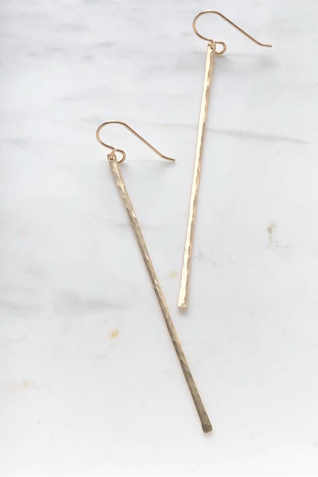 Token Jewelry Matchstick Earrings - Main Image