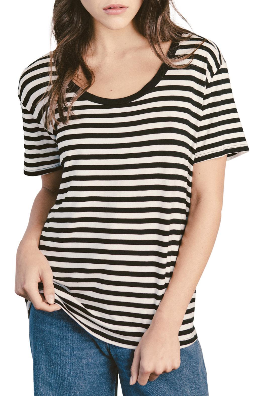 MATE the label Camden Crew Stripe - Front Cropped Image
