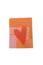 Material Rebellion Heart T-Shirt Journals - Front cropped