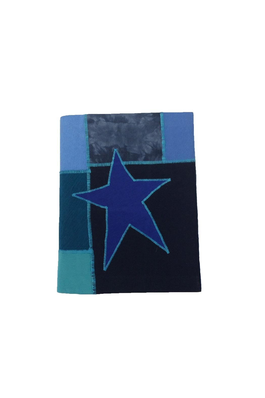 Material Rebellion Star T-Shirt Journals - Main Image