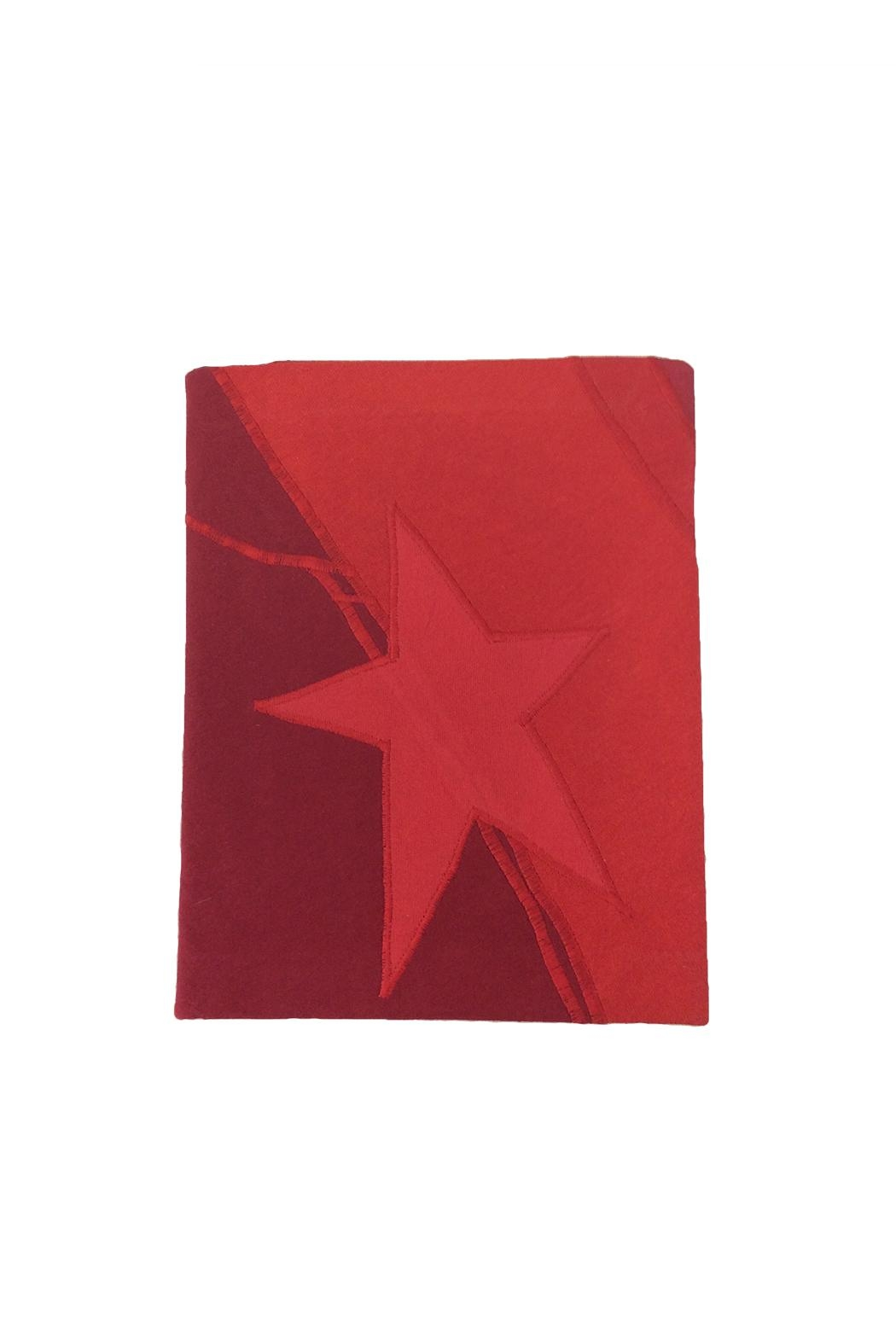Material Rebellion Star T-Shirt Journals - Front Cropped Image