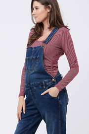 Ripe Maternity Maternity Overalls - Side cropped