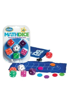 ThinkFun Math Dice Jr. - Alternate List Image