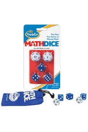 ThinkFun Math Dice - Product Mini Image
