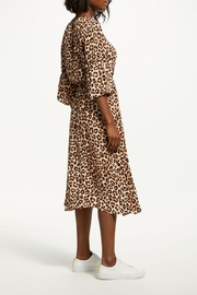 Just Female Mathieu Leapard Dress - Side cropped
