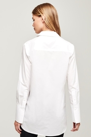 L'Agence Mathis Tunic Blouse - Side cropped