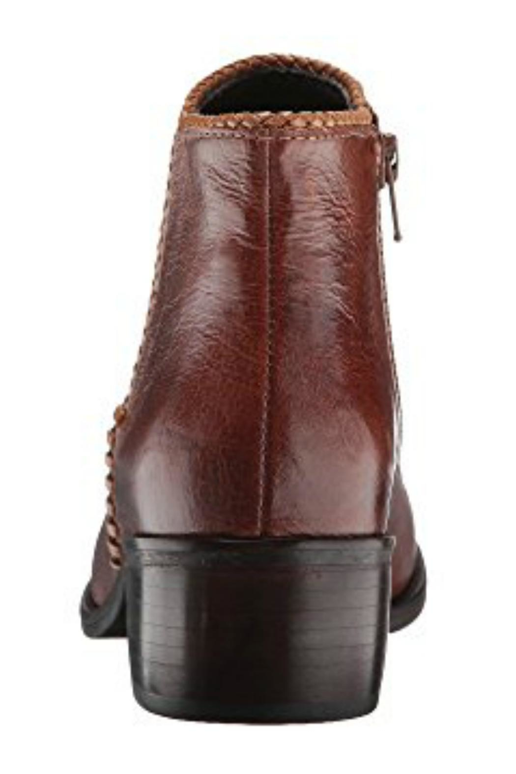 Matisse Italian Leather Boots - Side Cropped Image