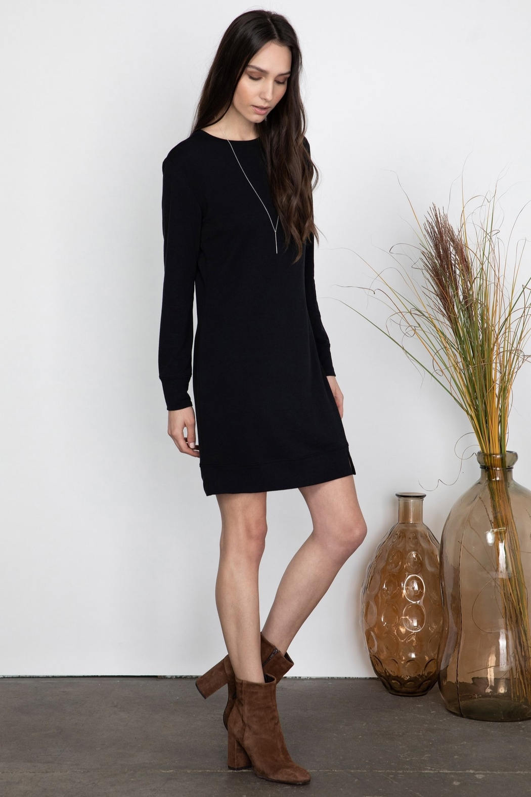 Gentle Fawn Matisse Sweater Dress - Front Full Image