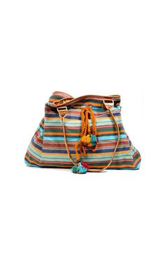 Shoptiques Product: Boho Carry-All Bag