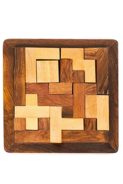 Shoptiques Product: Piece-It-Together Wood Game