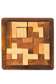 Matr Boomie Piece-It-Together Wood Game - Product Mini Image