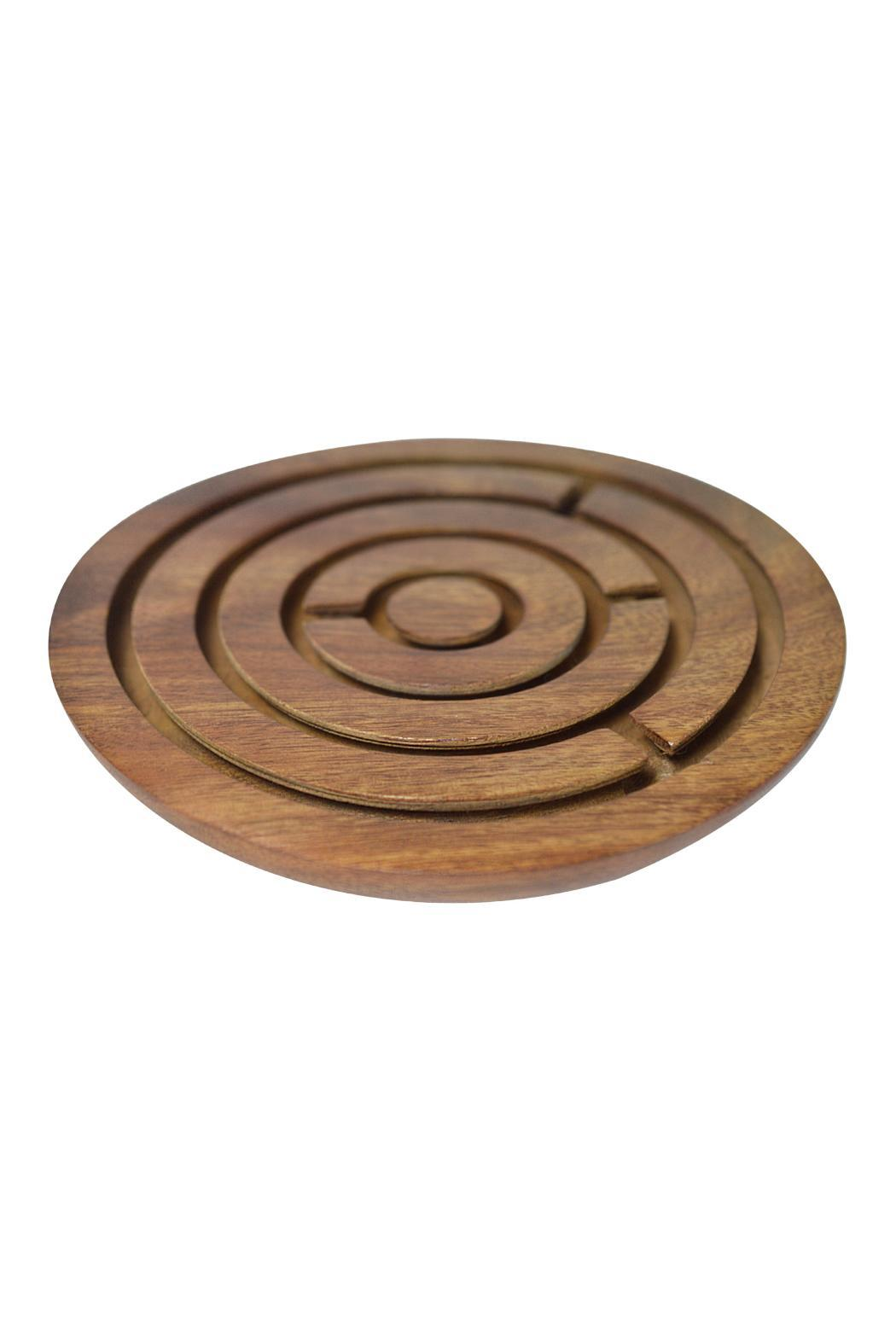 Matr Boomie Wooden Labyrinth - Front Full Image