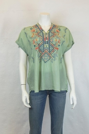 Biya by Johnny Was Matson Blouse - Product Mini Image