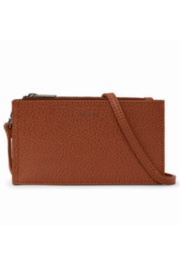 Matt & Nat Vera Vintage Wallet - Chili Matte Nickel - Product Mini Image