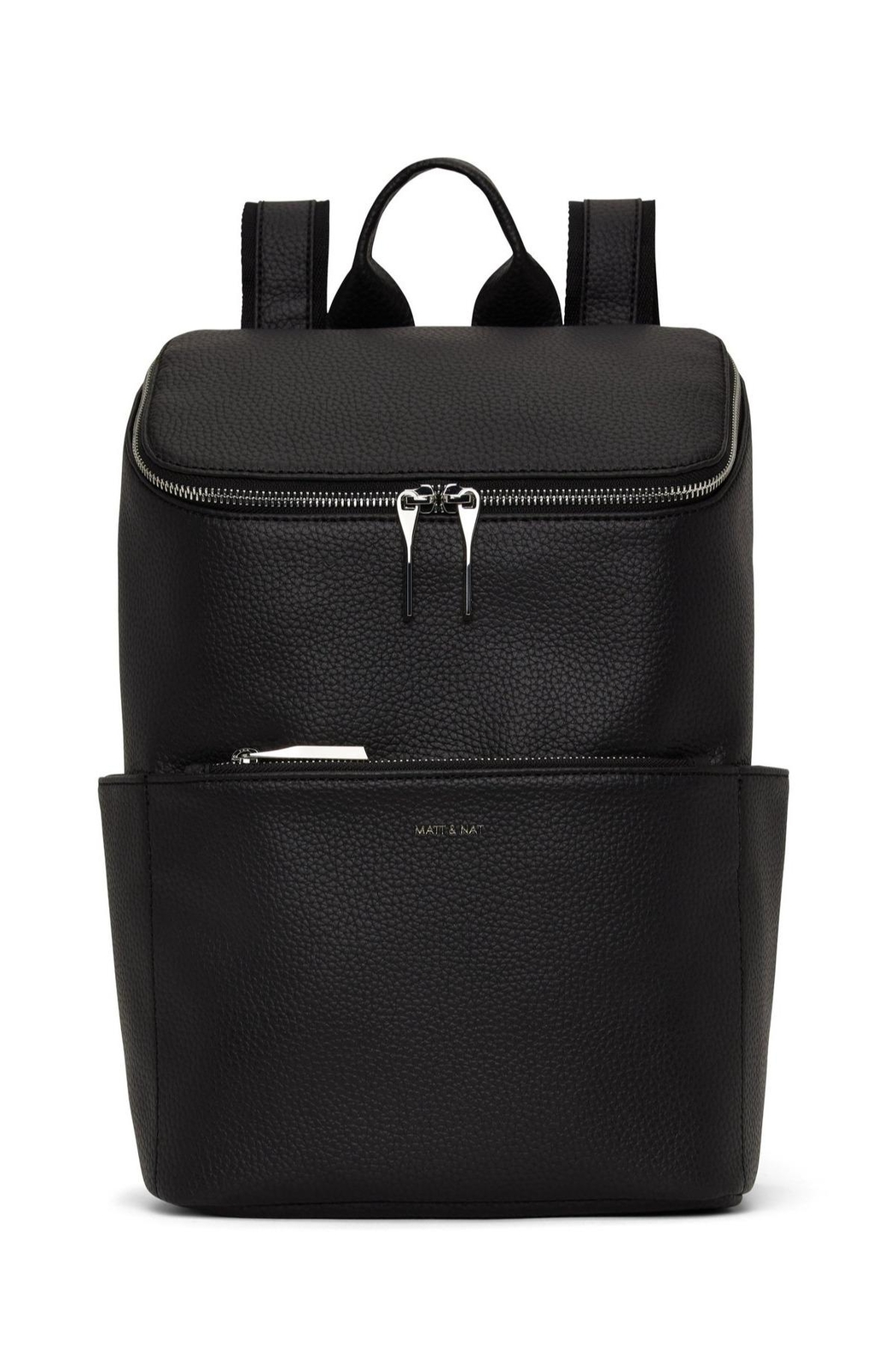 Matt & Nat Brave Backpack - Purity Collection - Front Cropped Image