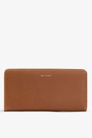 Matt & Nat Duma Zip Wallet - Front cropped