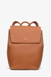 Matt & Nat Fabi-Mini Vintage Backpack - Front cropped