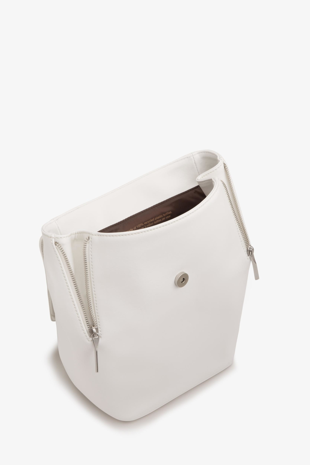 Matt & Nat Fabi-Mini Vintage Backpack - Side Cropped Image