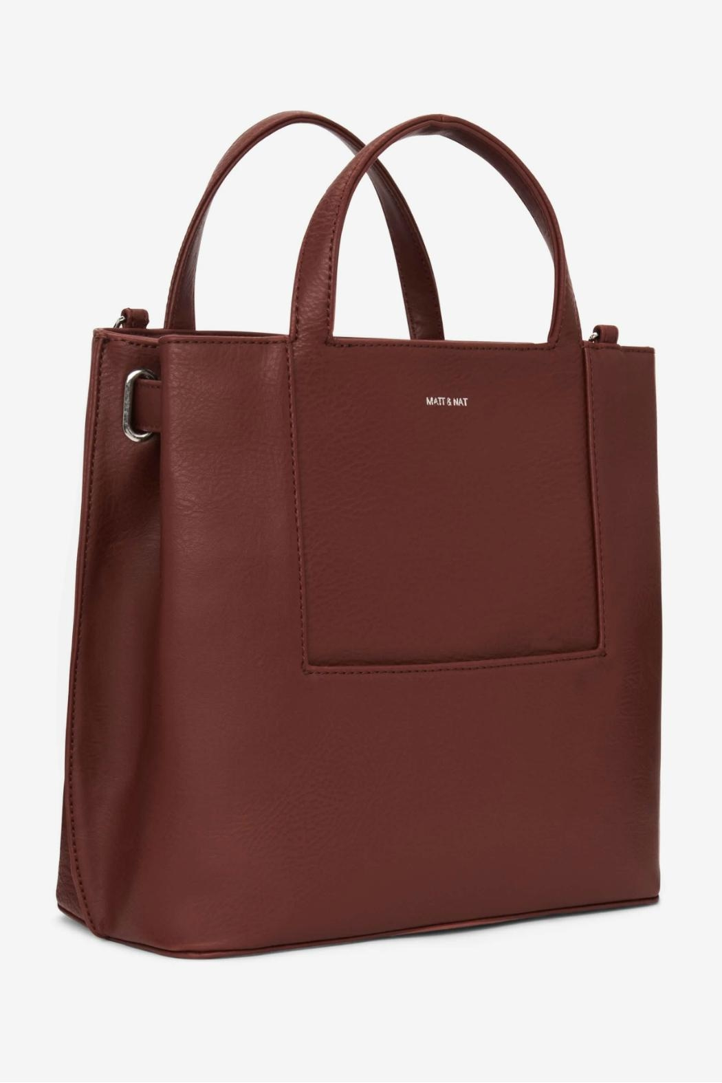 Matt & Nat Fleury Dwell Tote Bag - Front Full Image