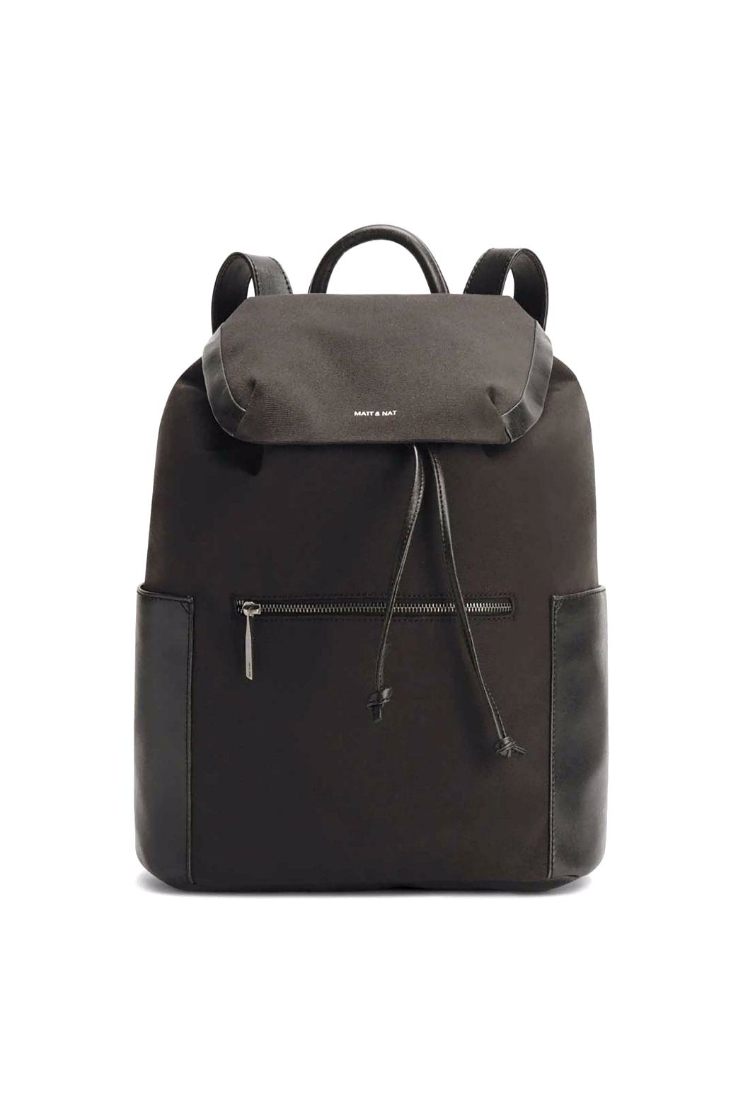 Matt & Nat Greco Canvas Backpack - Front Cropped Image