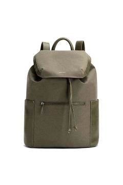 Shoptiques Product: Greco Canvas Backpack