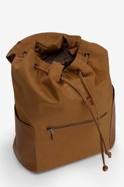 Matt & Nat Greco Canvas Backpack - Side cropped