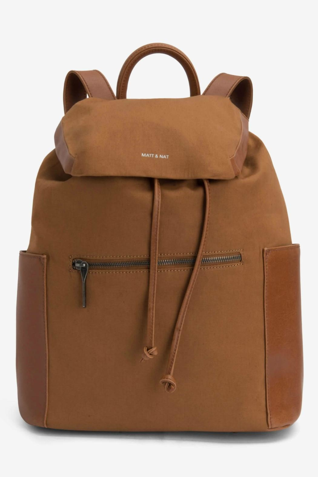 Matt & Nat Greco Canvas Backpack - Main Image