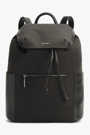 Matt & Nat Greco Canvas Backpack - Front cropped