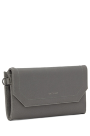 Matt & Nat Grey Mion Wallet - Product Mini Image
