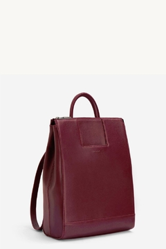 Shoptiques Product: Katherine Backpack Cerise