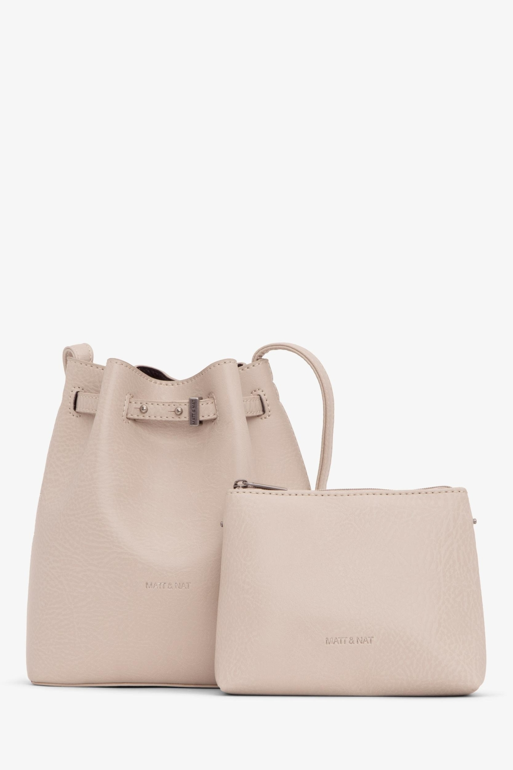 Matt & Nat Lexi-Mini Bucket Bag - Back Cropped Image