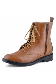 Matt & Nat Morton Combat Boot - Product Mini Image