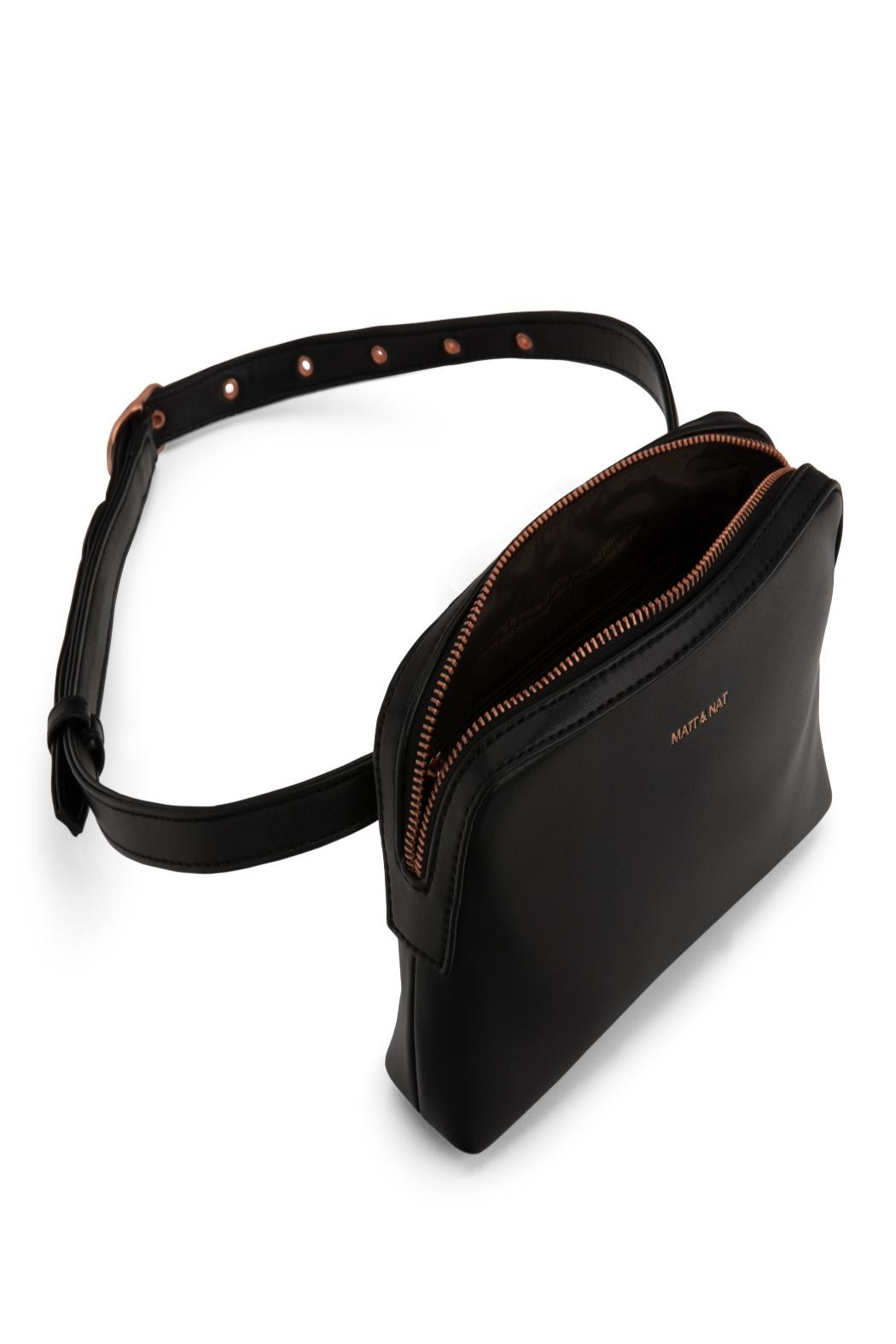 Matt & Nat Paris Belt Bag - Side Cropped Image