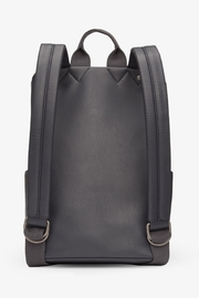 Matt & Nat Vegan Leather Backpack - Front full body