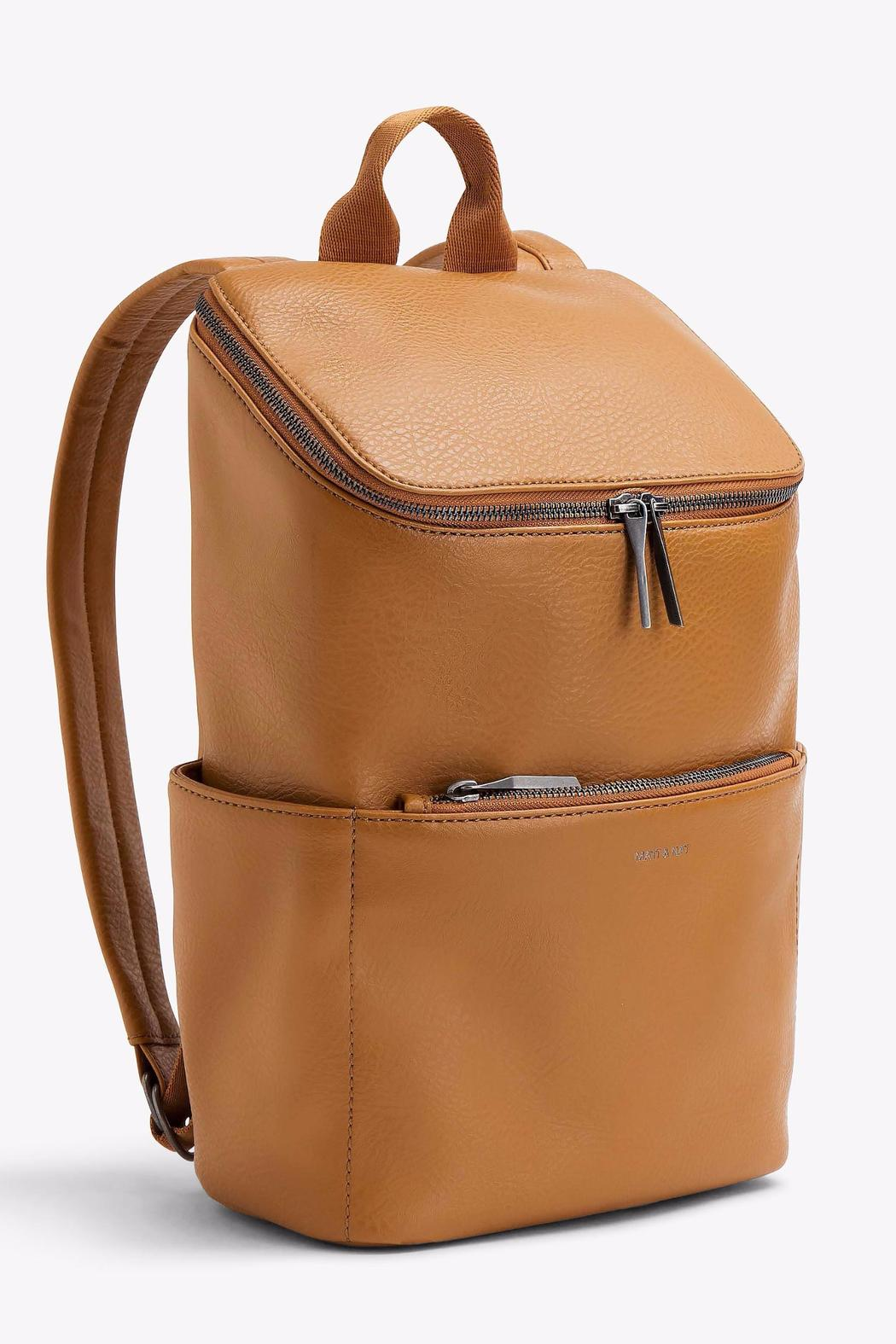 Matt & Nat Vegan Leather Backpack from Toronto by Lakeshore ...