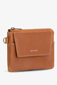 Matt & Nat Vegan Leather Wristlet - Product List Image