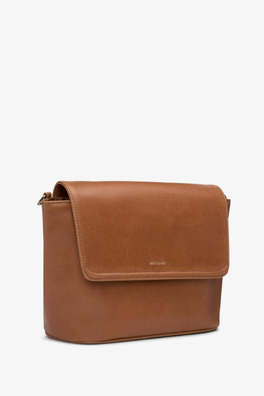 Matt & Nat Vegan Reiti Satchel - Side Cropped Image