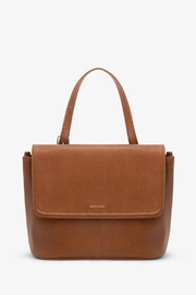 Matt & Nat Vegan Reiti Satchel - Front cropped