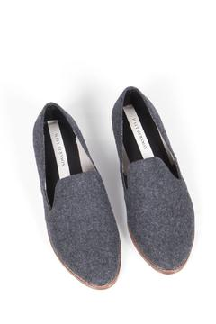 Shoptiques Product: Ellington Charcoal Loafer