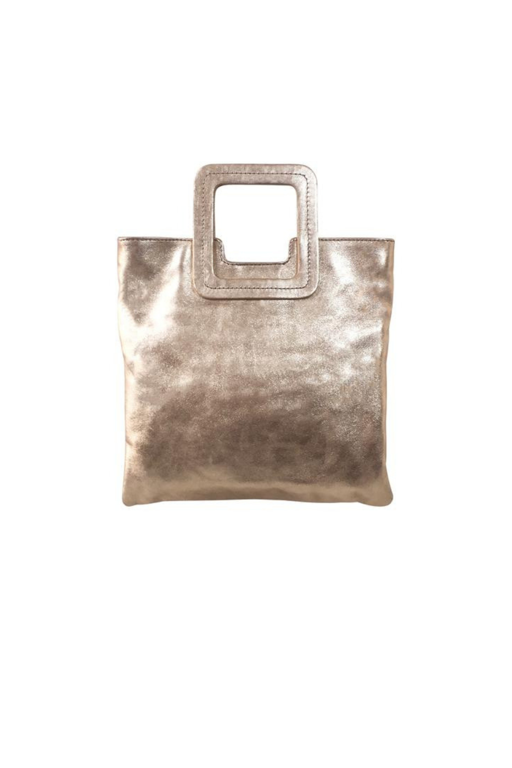 Tomorrow Studio Matteo Fold Over Clutch - Front Cropped Image