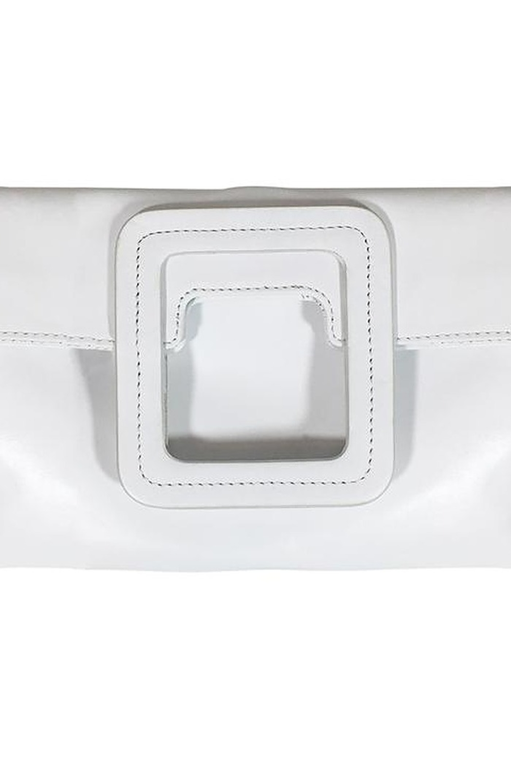 Tomorrow Studio Matteo Fold Over Clutch - Front Full Image