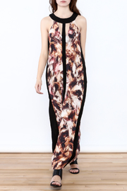 Matty M Halter Maxi Dress - Product Mini Image
