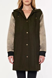 Matty M Two Tone Jacket - Product Mini Image