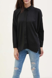 Maude Classy Button Down Top - Front cropped