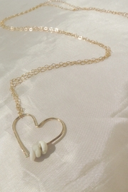 Maui Ocean Jewelry Maui Love Puka Necklace - Long 14K Gold Filled - Product Mini Image