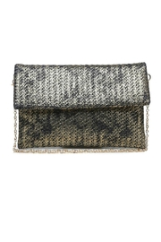 Urban Expressions Maui Metallic Clutch - Product Mini Image